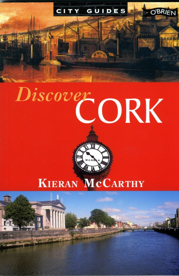 Front cover of Discover Cork by Kieran McCarthy