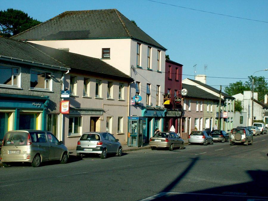 Coachford, Co. Cork, present day (picture: Kieran McCarthy)