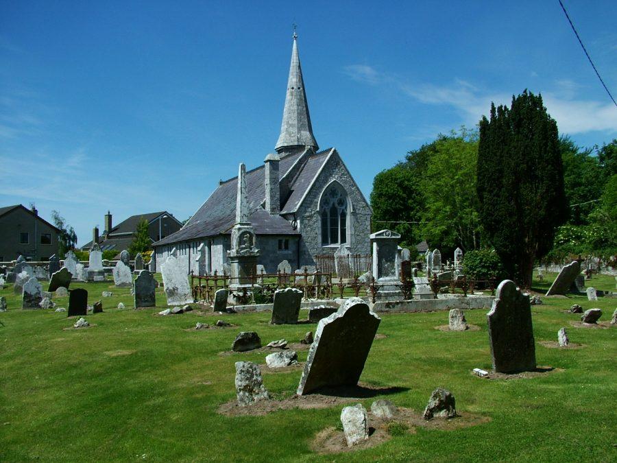 St Peter's Church, Carrigrohane, Cork present day (picture: Kieran McCarthy)
