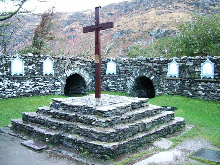 Pilgrimage Cells, Gougane Barra, Co. Cork (picture: Kieran McCarthy)