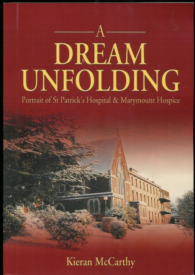 Front cover of A Dream Unfolding by Kieran McCarthy