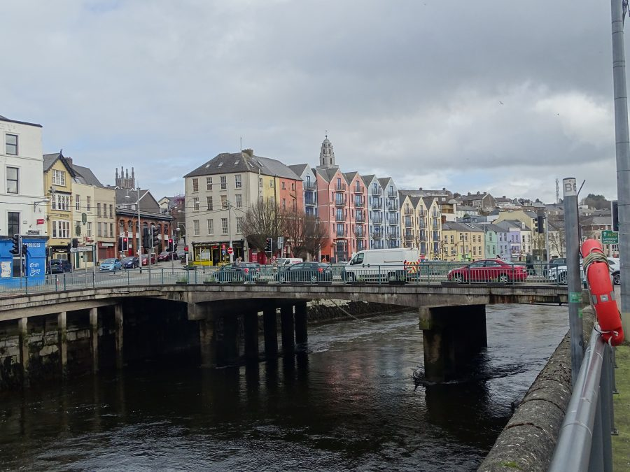 North Gate Bridge, Cork, present day (picture: Kieran McCarthy)