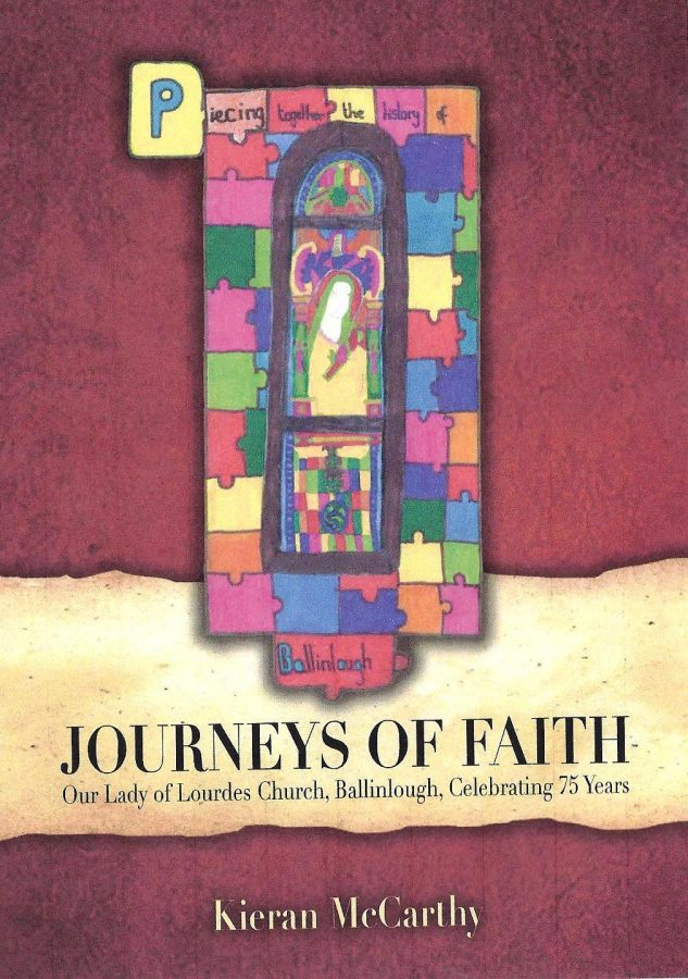 Front cover of Journeys of Faith by Kieran McCarthy