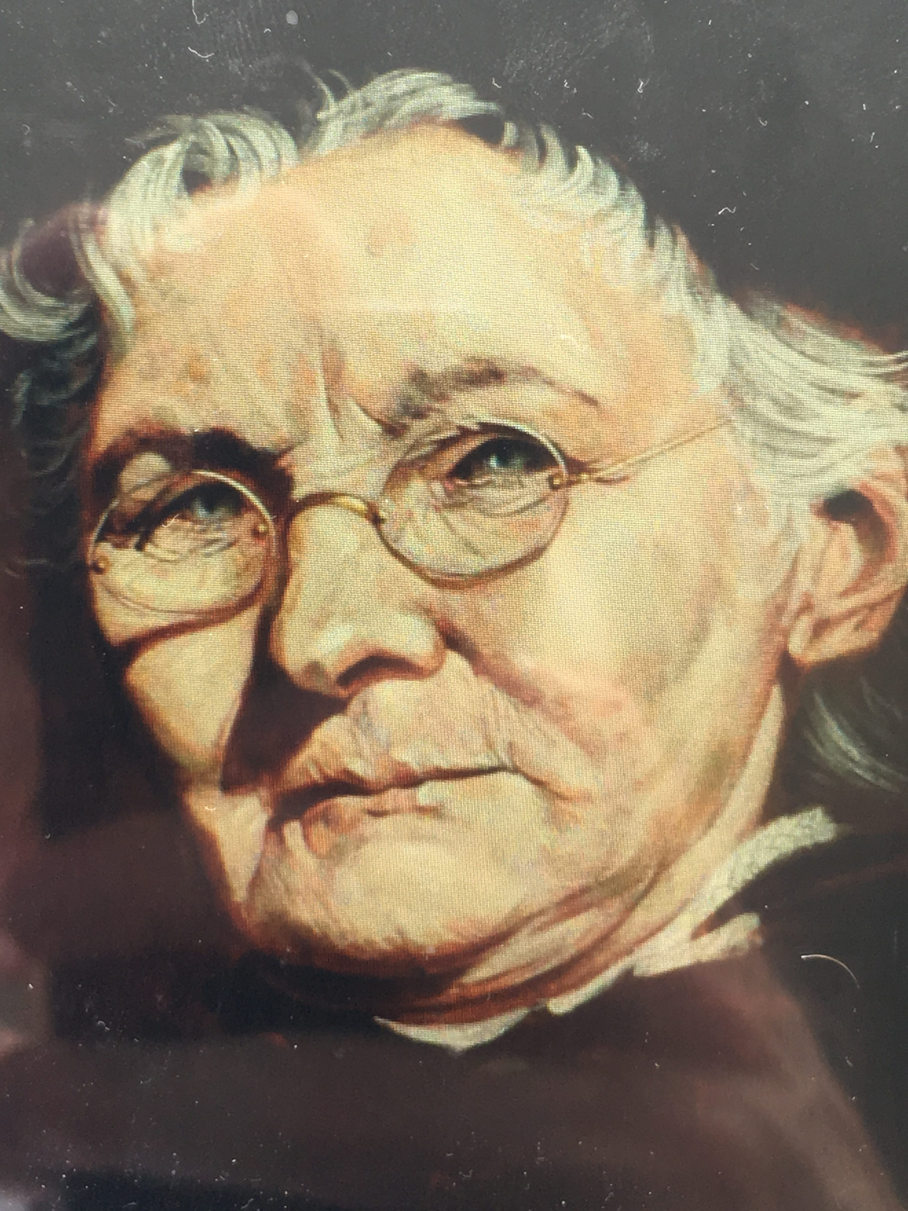Mother Jones AKA Mary Harris