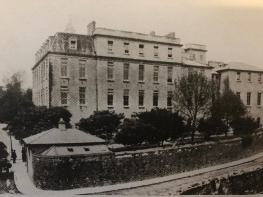 North Infirmary, Cork 1914 (source: Cork City Library)
