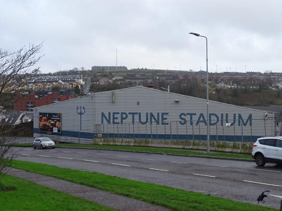 Neptune Stadium, present day (picture: Kieran McCarthy)