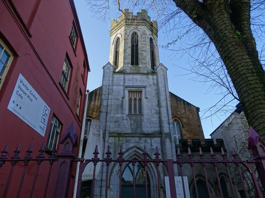 St Peter's Church, North Main Street, Cork, present day (picture: Kieran McCarthy)