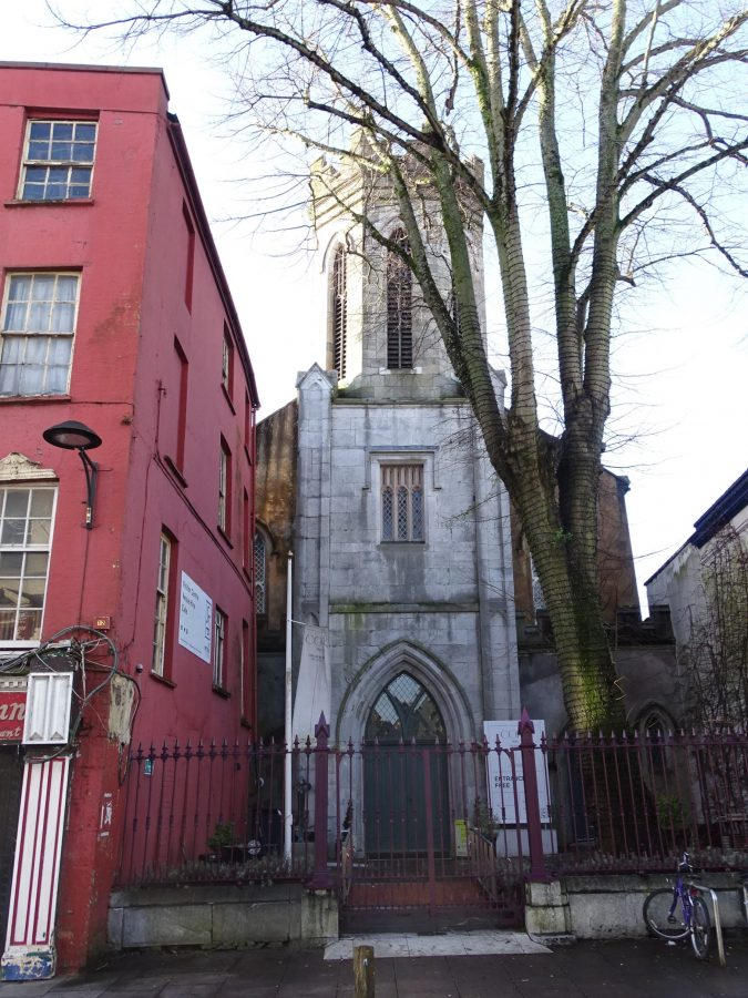 St Peter's Church, North Main Street, Cork, present day (picture: Kieran McCarthy)