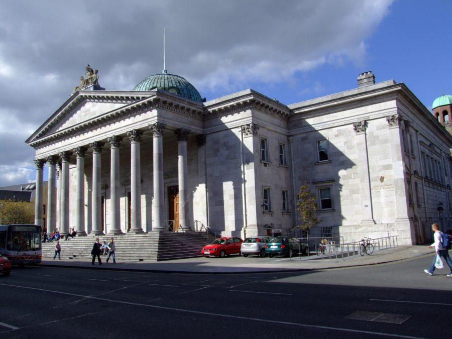 Cork Court House, present day (picture: Kieran McCarthy)