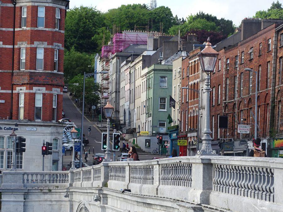 St Patrick's Bridge and St Patrick's Hill, present day (picture: Kieran McCarthy)