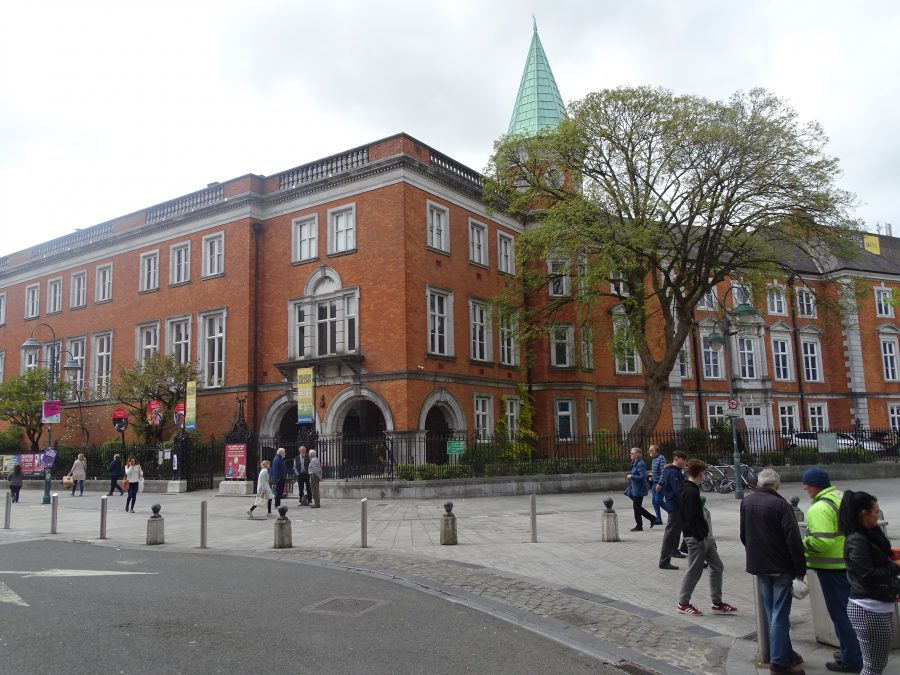 Crawford Art Gallery, Cork, present day (picture: Kieran McCarthy)