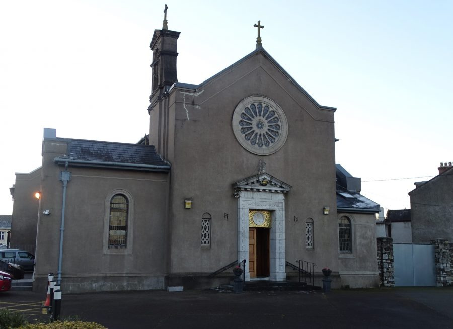Sacred Heart Church, Cork, present day (picture: Kieran McCarthy)