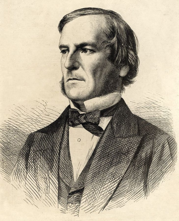 George Boole from Illustrated London News (source: Cork City Library)
