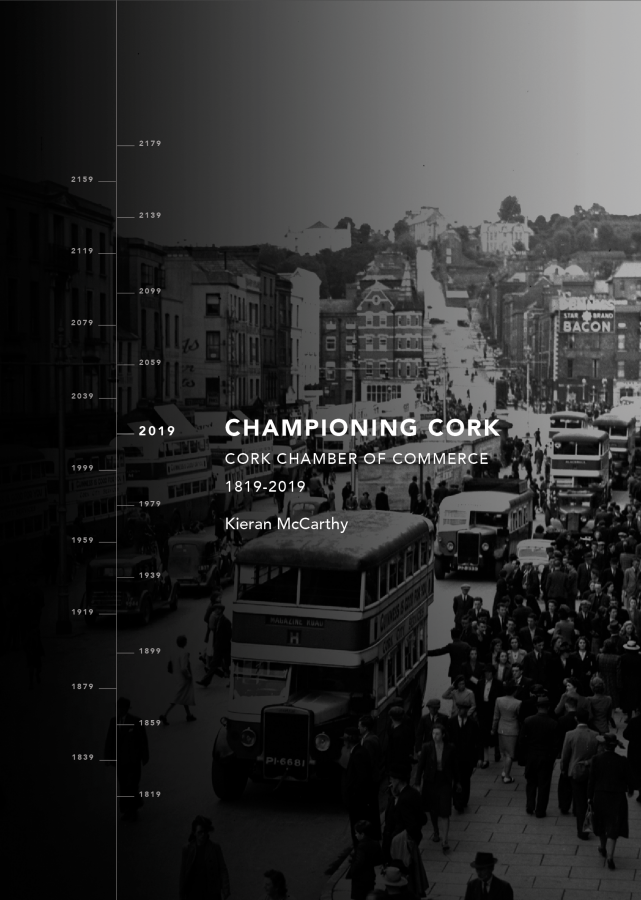 Consultancy project for Cork Chamber of Commerce, 2019 by Kieran McCarthy