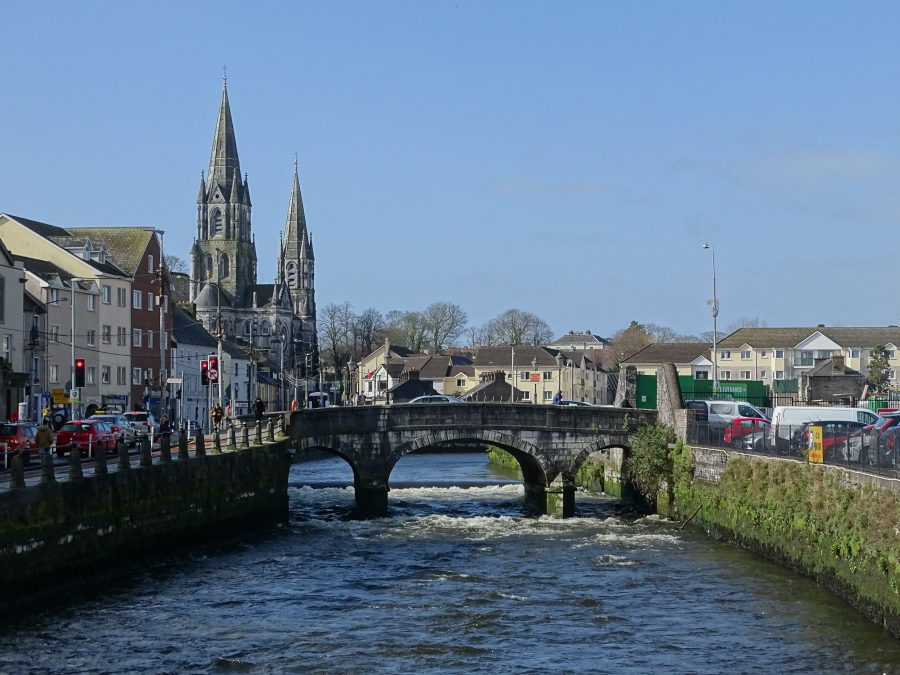 South Gate Bridge, Cork, present day (picture: Kieran McCarthy)