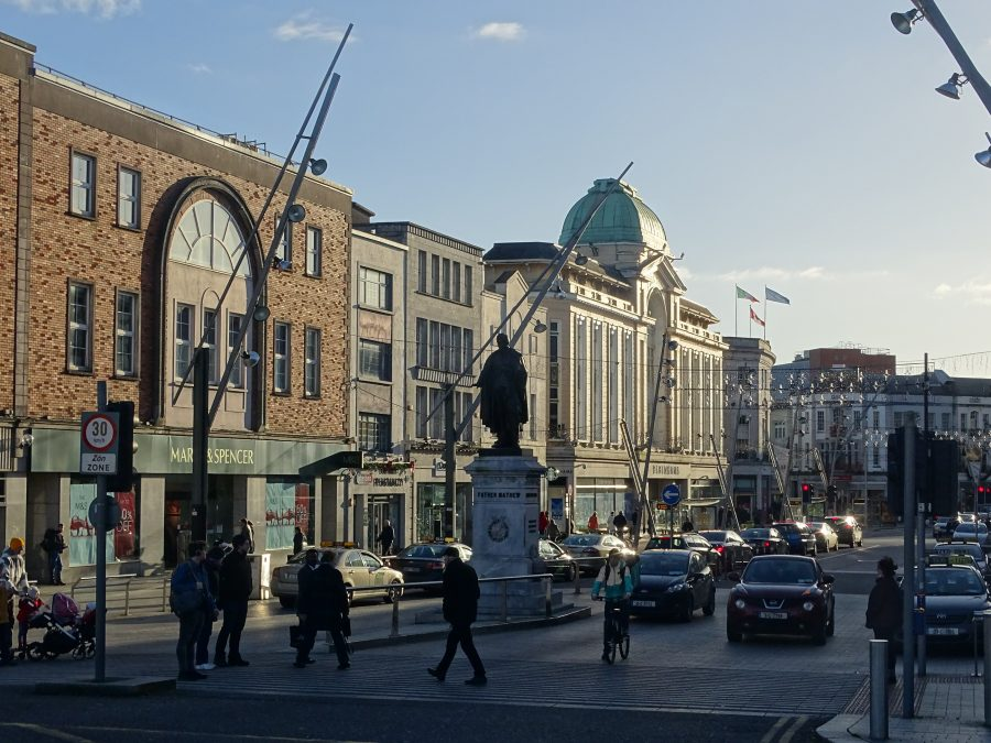 St Patrick's Street, Cork, present day (picture: Kieran McCarthy)