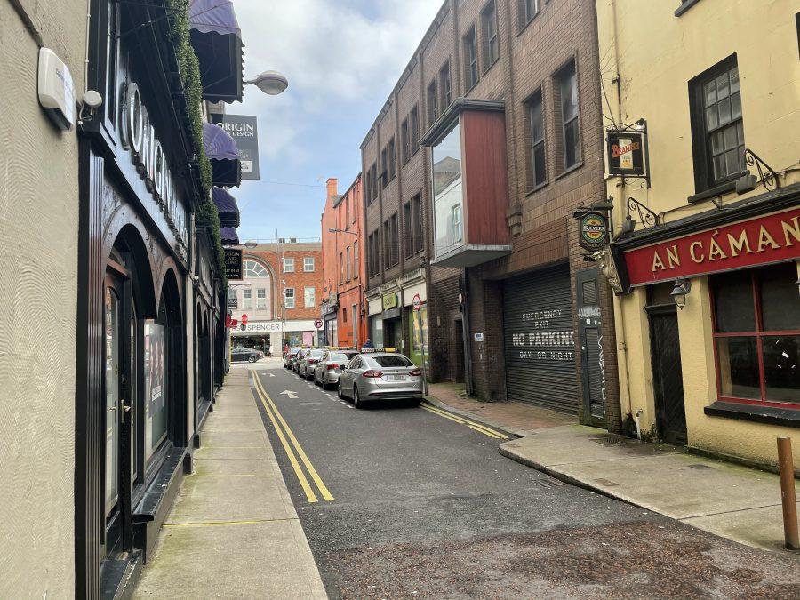 Drawbridge Street, present day (picture: Kieran McCarthy)