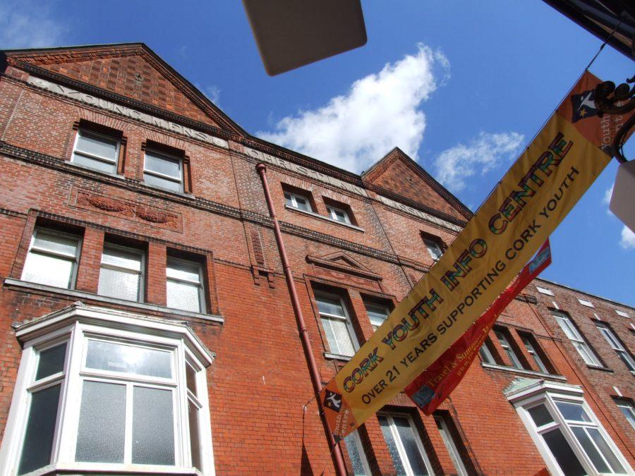 Former YMCA Hall, Marlboro Street, present day (picture: Kieran McCarthy)