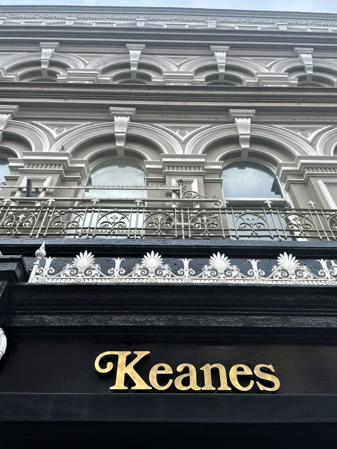 Keanes at  Clancarty Buildings, Oliver Plunkett Street, Cork (picture: Kieran McCarthy)