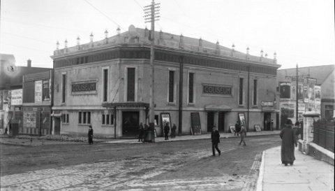 Coliseum Cinema, 1920s (picture: Cork City Library)